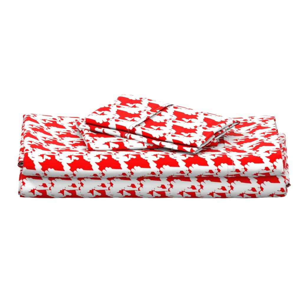 Langshan Full Bed Set featuring Haba Jiri 29 by tabasamu_design