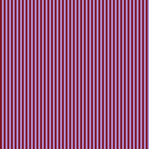 Red and Lavender Stripe, Equal