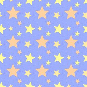 Pastel Starfield