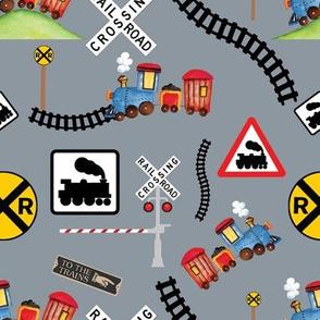 Trains Boy Choo Choo Trains