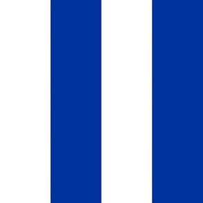 Cabana Stripe Cobalt Blue