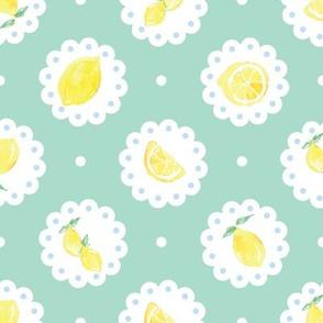 mint lemon doily-01