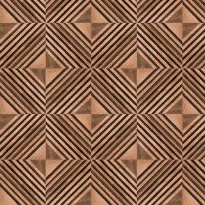 Origami in Sepia Medium