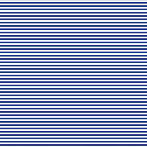 navy pinstripes :: bright stripes