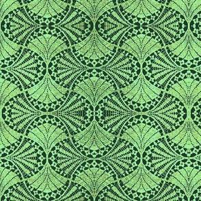 Victoran Fan - Green
