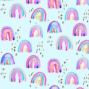 rainbows in the sky small (CUSTOM)