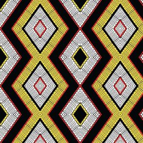 Healing Native colors