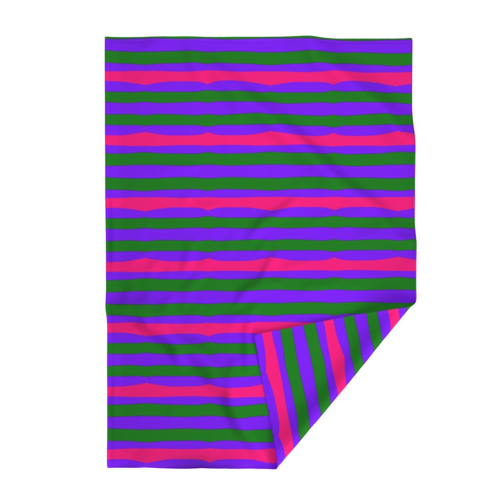 Lakenvelder Throw Blanket featuring Funky Punky Furaha 8  by tabasamu_design