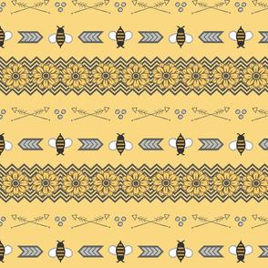 Sunny Bees (Small)
