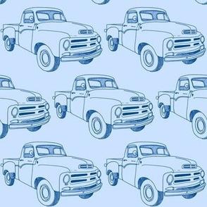 Nifty Fifties 1956 Studebaker pick up truck