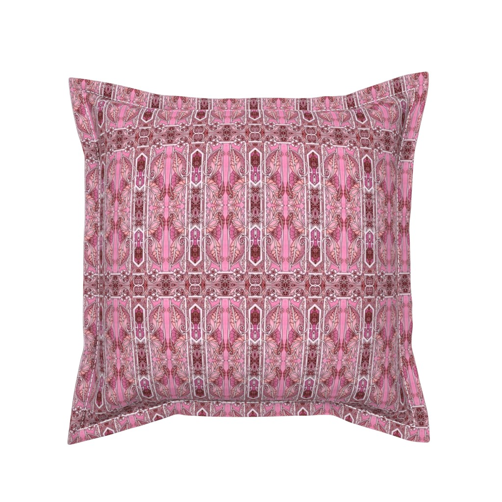 Serama Throw Pillow featuring An Old Time Romantic by edsel2084