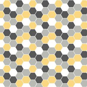 Sunny Honeycomb (Small)