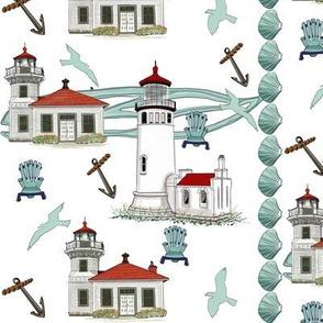 Lighthouses of Northwest
