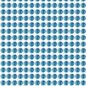 Blue balls - Billes bleu