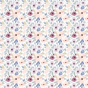 Indy bloom design sugar plum poppy Mini
