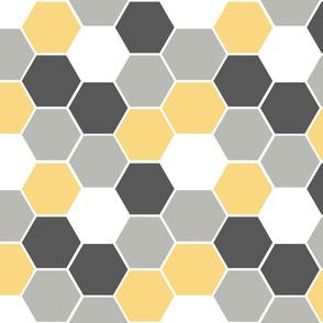 Sunny Honeycomb (Large)