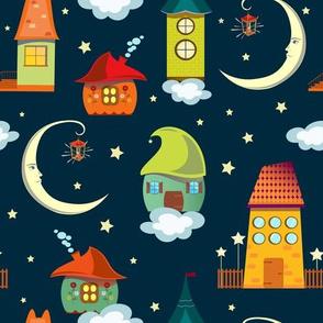 Sweet dreams pattern