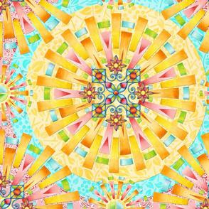 South Beach Pastels