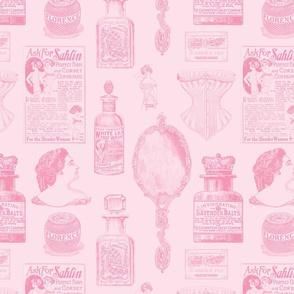 Soft Pink Beauty