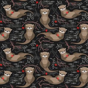 moonlight otters