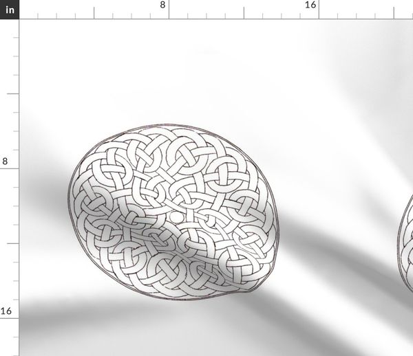 Viking Knot Spoonflower
