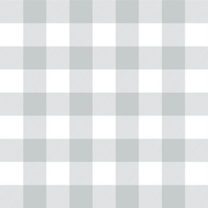 buffalo plaid 2in sterling grey and white