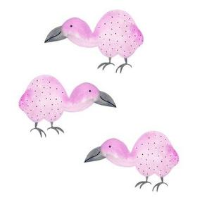Pink chick