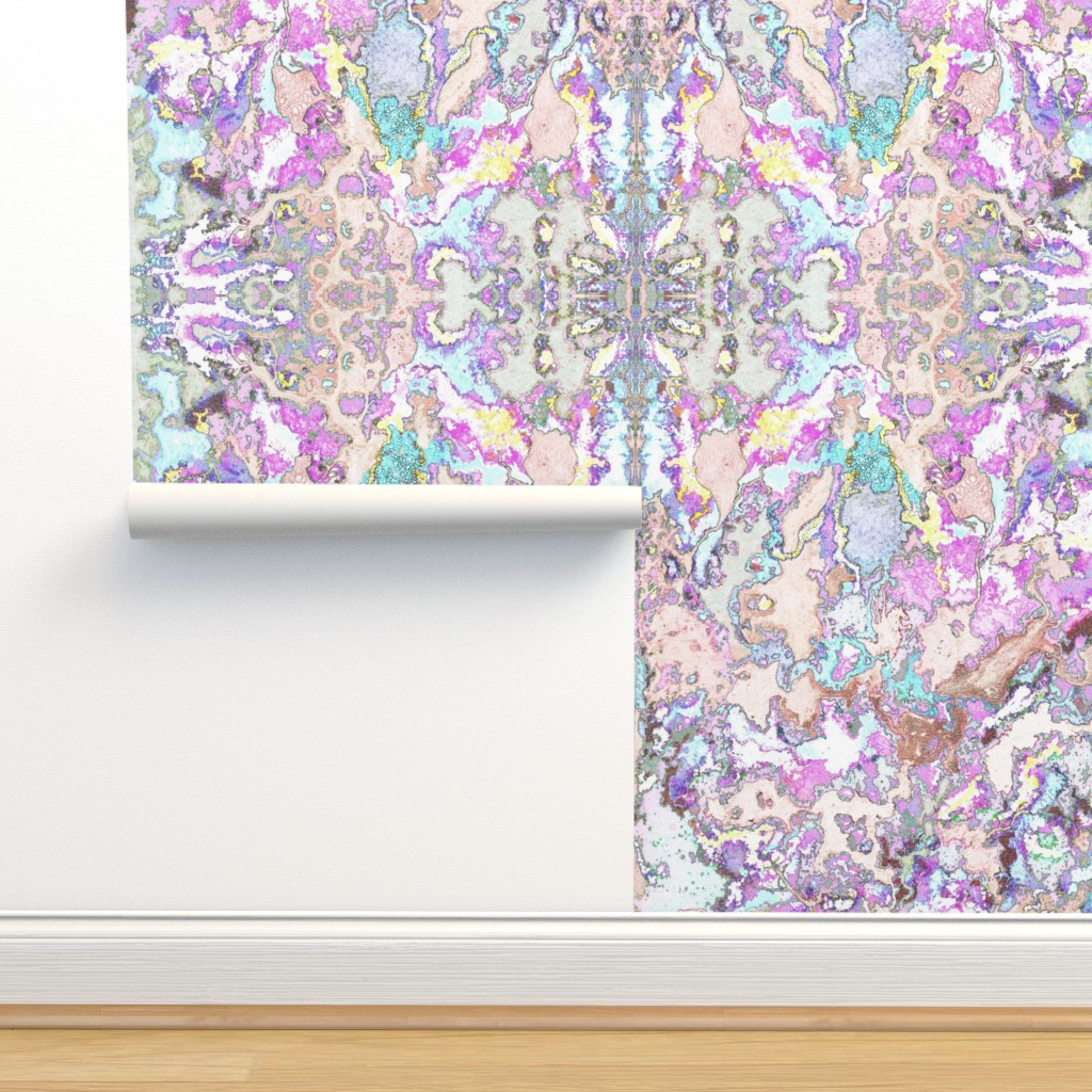 Isobar Durable Wallpaper featuring HydraSulphuryEdge by colortherapeutics