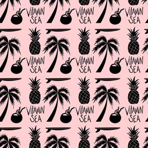Vitamin Sea - pink
