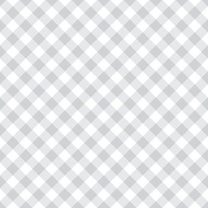 Grey Gingham Fabric Special-01