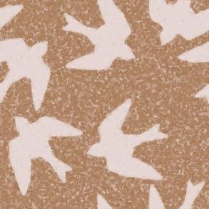 farmhouse swallows