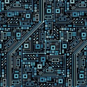 Short Circuits (blue small)