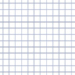 Indy Bloom Design periwinkle gingham A