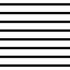 Indy Bloom Design Modern Black stripe B