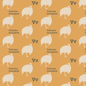 V is for Vulturine