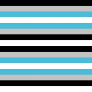 Demiboy Pride Stripe
