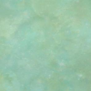 Sage green galaxy