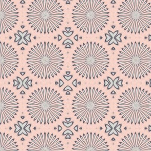 7269839-blush-pink-gray-small-floral-print-by-fabricbrat