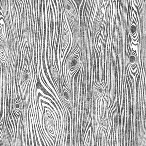 Woodgrain grey - driftwood warm gray
