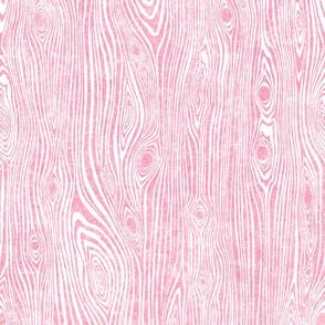 Woodgrain pink - driftwood rose