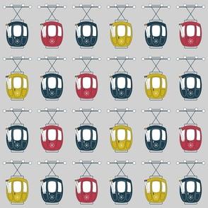 Gondola Grid (Downhill)
