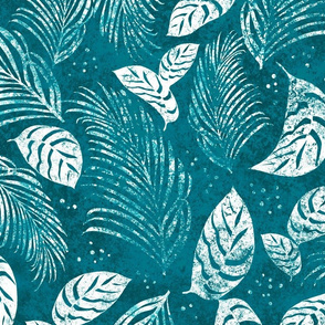 Windward Batik Teal 150