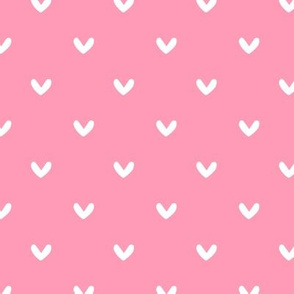 Pink Hearts - Best Friends Coordinate for Girls Ginger Lous