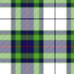 "Fraser gathering dress tartan, 6"""