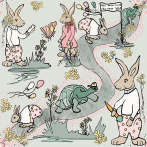 Nursery Rymes  Tortoise and the Hare