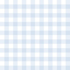 Stockholm Gingham faded blueberry