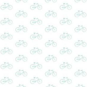 Mint Vintage Bicycle