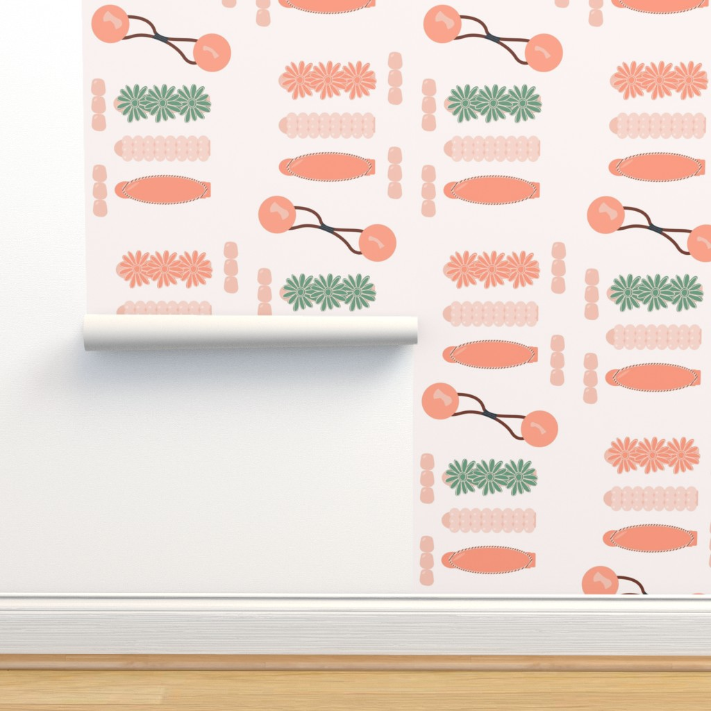 Isobar Durable Wallpaper featuring Drippin' in Finesse by freethebold