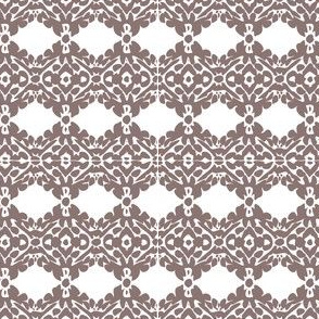 Tiled in Grey and Gray