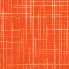 Orange Texture Solid Linen _ Miss Chiff Designs